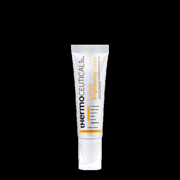 Cellular brightening cream
